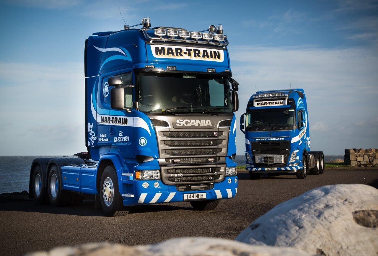 150 ton 6x4 Tractor